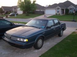 1992 Oldsmobile Cutlass Ciera #11