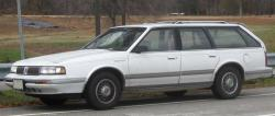 1992 Oldsmobile Cutlass Ciera #8
