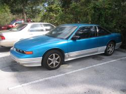 1992 Oldsmobile Cutlass Supreme #4