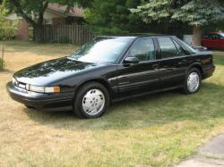 1992 Oldsmobile Cutlass Supreme #5