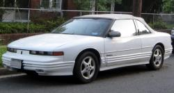 1992 Oldsmobile Cutlass Supreme #3