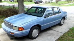 1992 Plymouth Acclaim #8