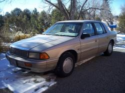 1992 Plymouth Acclaim #9