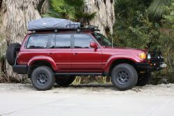 1992 Toyota Land Cruiser #4