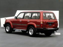 1992 Toyota Land Cruiser #9