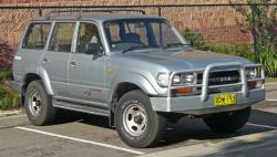 1992 Toyota Land Cruiser #10