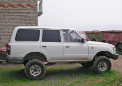 1992 Toyota Land Cruiser #5
