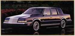 1993 Chrysler Imperial #4