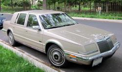 1993 Chrysler Imperial #6