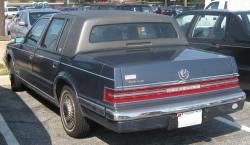 1993 Chrysler Imperial #10