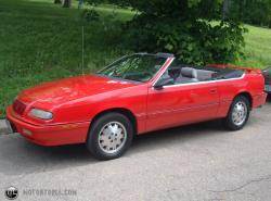 1993 Chrysler Le Baron #12