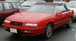 1993 Chrysler Le Baron #5