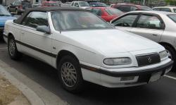1993 Chrysler Le Baron #7