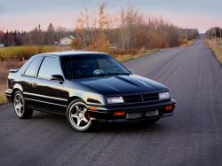 1993 Dodge Shadow #11