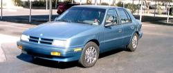 1993 Dodge Shadow #6