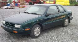 1993 Dodge Shadow #7