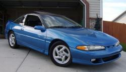 1993 Eagle Talon #10