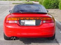 1993 Eagle Talon #12