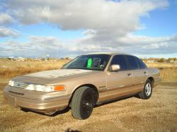 1993 Ford Crown Victoria #9