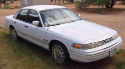1993 Ford Crown Victoria #2