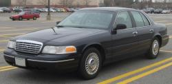 1993 Ford Crown Victoria #8