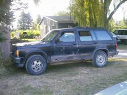 1993 GMC Jimmy