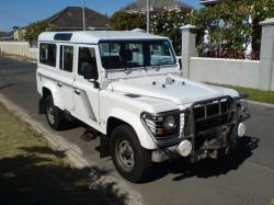 1993 Land Rover Defender #7