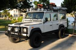 1993 Land Rover Defender #8