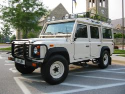 1993 Land Rover Defender #9