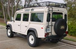 1993 Land Rover Defender #6