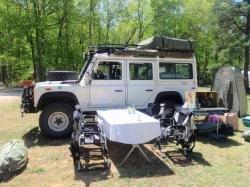1993 Land Rover Defender #5