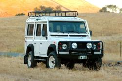 1993 Land Rover Defender #3