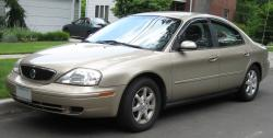 1993 Mercury Sable #11