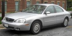 1993 Mercury Sable #5