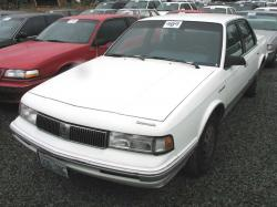 1993 Oldsmobile Cutlass Ciera