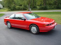 1993 Oldsmobile Cutlass Supreme #7