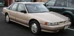 1993 Oldsmobile Cutlass Supreme #10