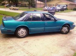 1993 Oldsmobile Cutlass Supreme #9