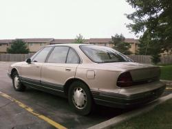 1993 Oldsmobile Eighty-Eight Royale #9