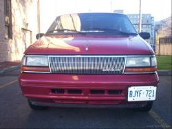 1993 Plymouth Grand Voyager #7