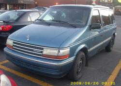 1993 Plymouth Grand Voyager #8