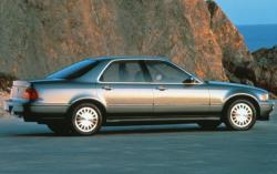 1993 Acura Legend #4