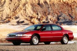 1994 Chrysler New Yorker #8