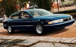 1994 Chrysler New Yorker #7
