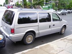 1994 Chrysler Town and Country #3