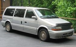 1994 Chrysler Town and Country #8
