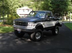 1994 Ford Bronco #8