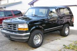 1994 Ford Bronco #10