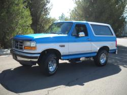 1994 Ford Bronco #9
