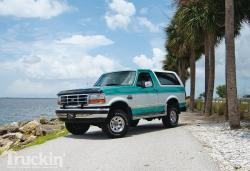 1994 Ford Bronco #13